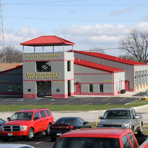 St. Genevieve Fire House