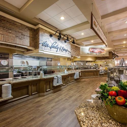 Harrah's Paula Dean Kitchen & VIP Lounge
