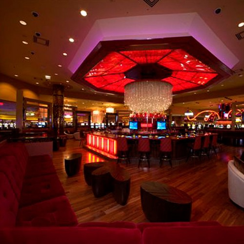 Harrah's Sphere Bar